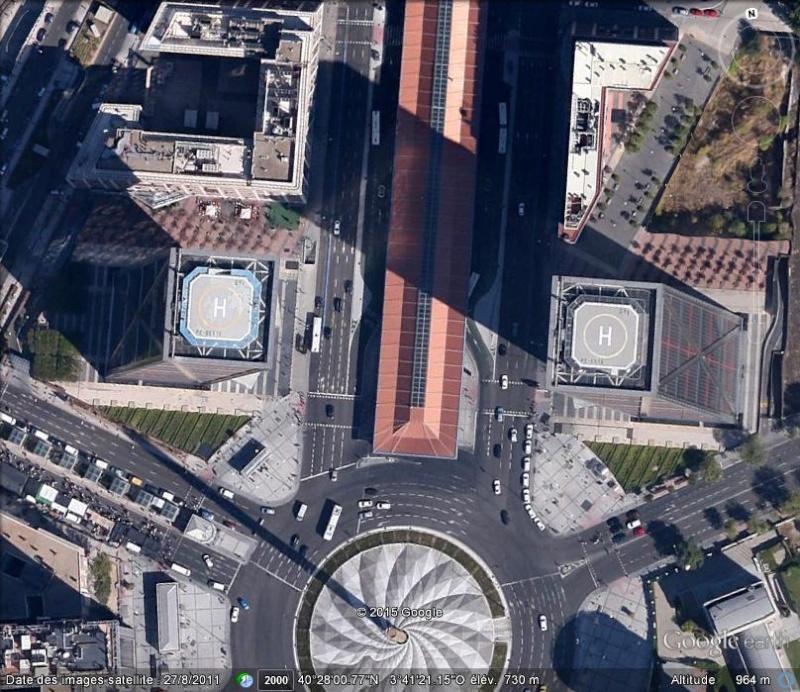 Les Tours KIo, un défi à la verticalité - Madrid - Espagne Ge_tou10