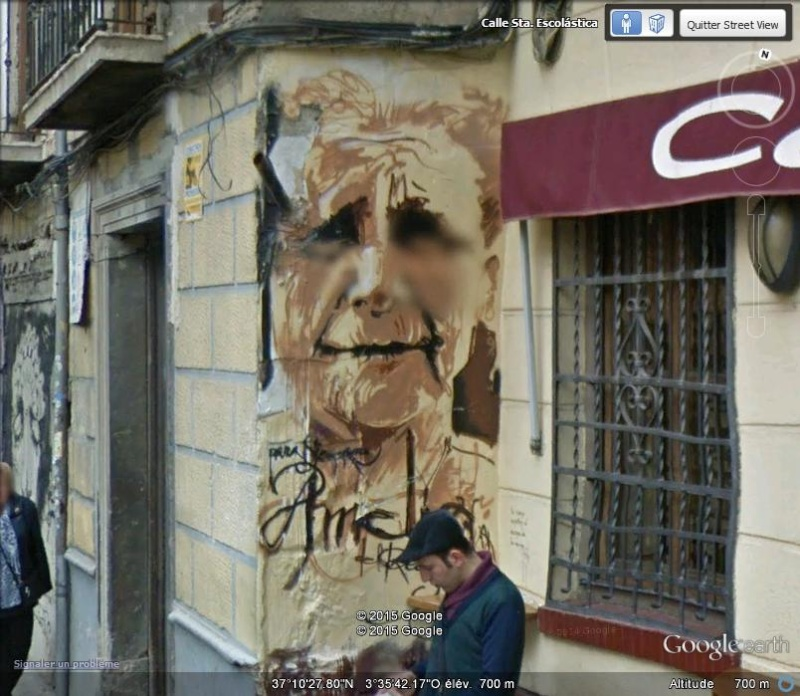 STREET VIEW : les fresques murales - MONDE (hors France) - Page 19 N114