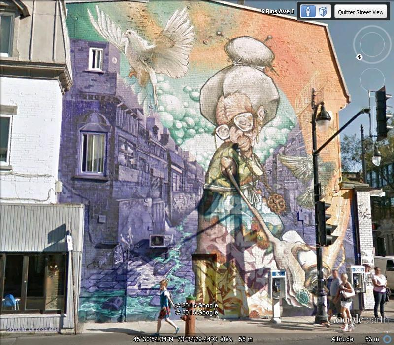 STREET VIEW : les fresques murales - MONDE (hors France) - Page 19 N29