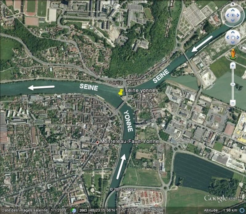 La Seine mérite t-elle son nom? N43
