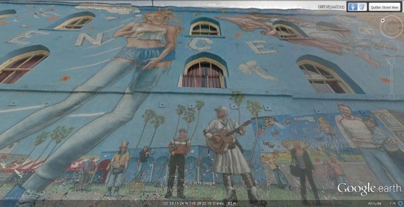 STREET VIEW : les fresques murales - MONDE (hors France) - Page 19 Ppp10