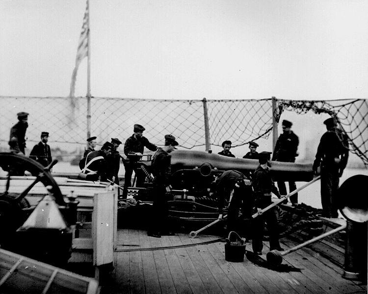costruzione di goletta, liberamente ispirata a piroscafo cannoniera del XIX secolo - Pagina 3 750px-10