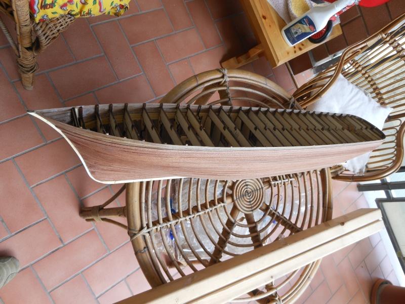 costruzione di goletta, liberamente ispirata a piroscafo cannoniera del XIX secolo - Pagina 3 Dscn2410