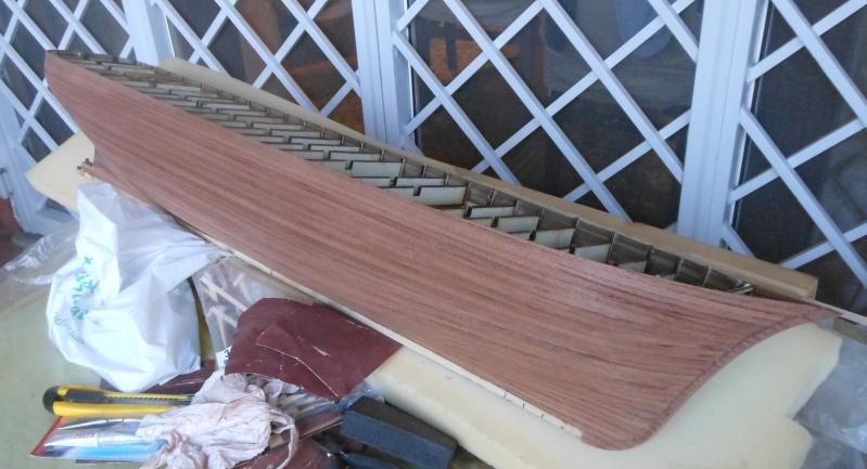 costruzione di goletta, liberamente ispirata a piroscafo cannoniera del XIX secolo - Pagina 3 Dscn4112