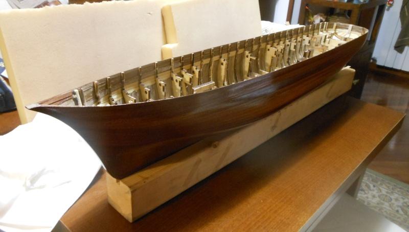 costruzione di goletta, liberamente ispirata a piroscafo cannoniera del XIX secolo - Pagina 3 Dscn4217