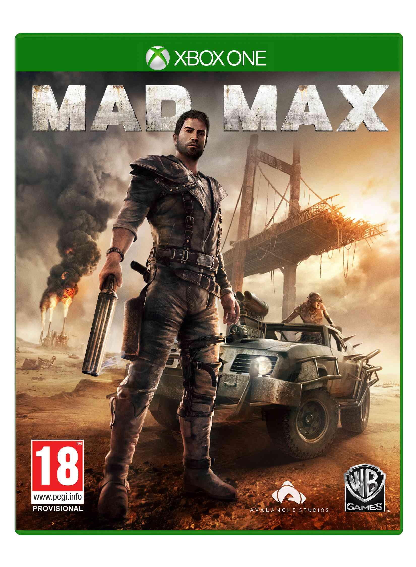 MAD MAX . Xo4010