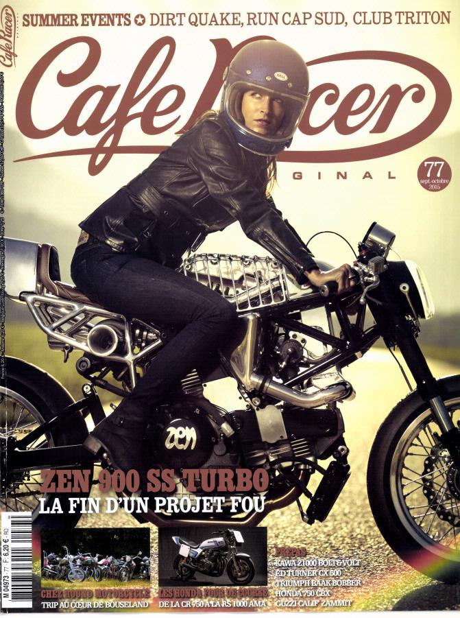 Les HONDA de course dans CR mag 77.... Cafera10