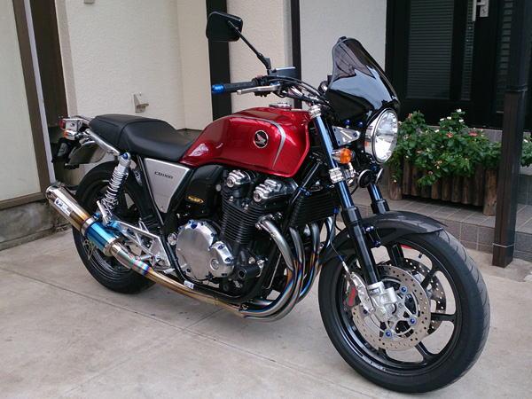 Honda CB 1100.... Cb110011