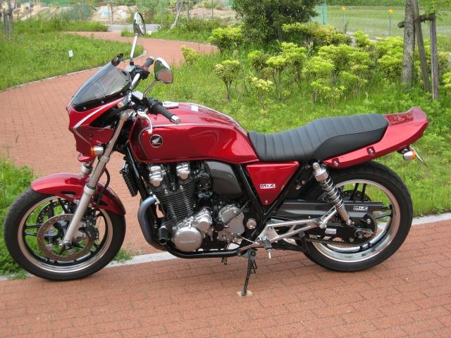 Honda CB 1100.... - Page 2 Cbe10