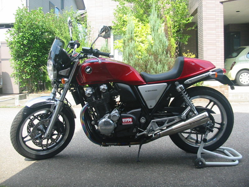 Honda CB 1100.... - Page 2 Cbl10