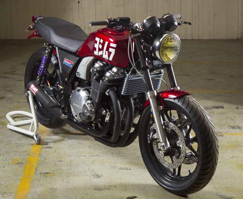 Honda CB 1100.... Cbrr10