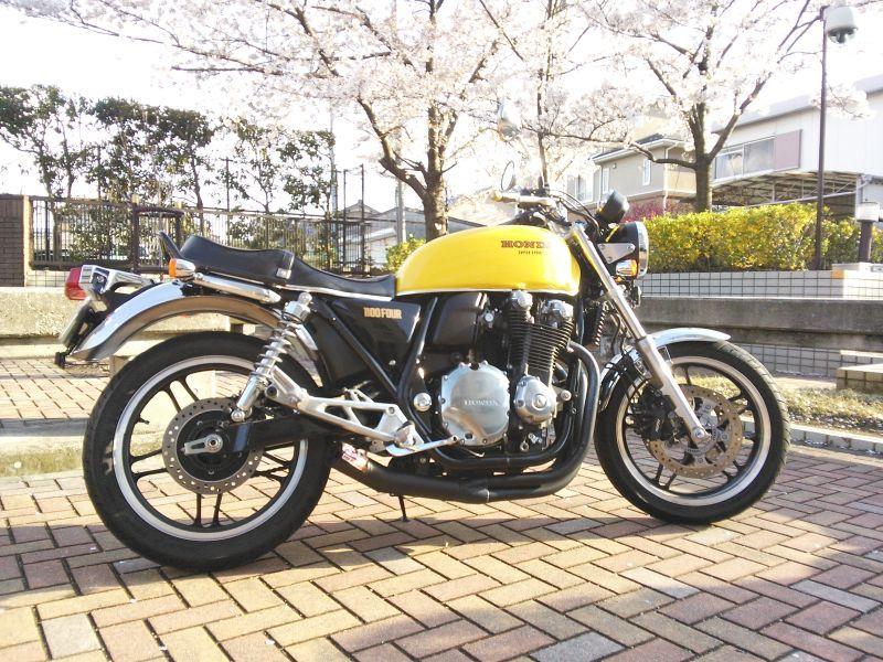 Honda CB 1100.... Cbt10
