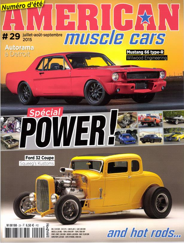American muscle cars .... Muscle10