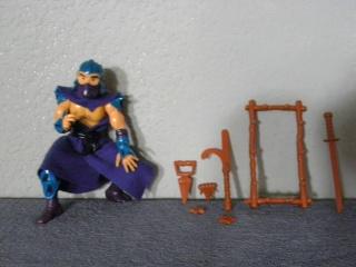 Les Tortues Ninja - Les chevaliers d'écaille Shredd10