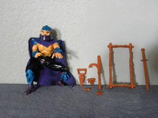 Les Tortues Ninja - Les chevaliers d'écaille Shredd11