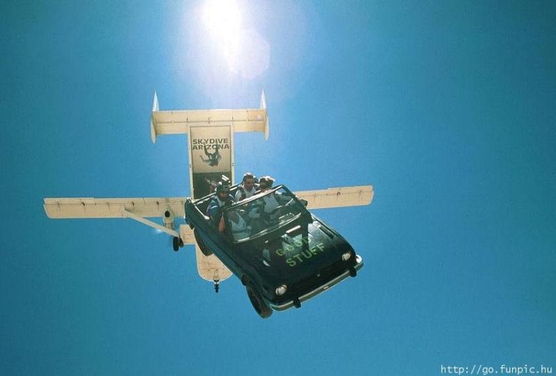 Le parachutisme... 2104811