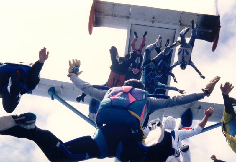 Le parachutisme... Berger11