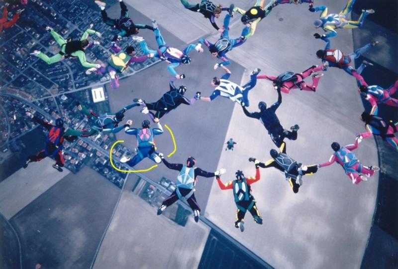 Le parachutisme... Laon9413