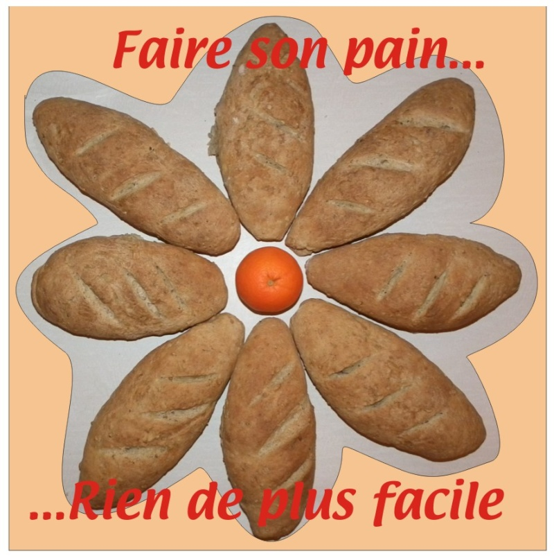 Faire son pain, rien de plus facile... Pain213