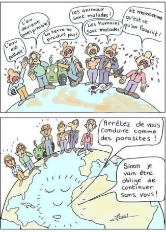 """Notre """"belle"""" civilisation Terre211"""