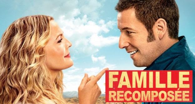 Famille recomposée (Blended) [2014] [Film live] Cinema11