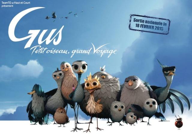 Gus  petit oiseau, grand voyage [2015] [F. Anim.] Gus-pe10