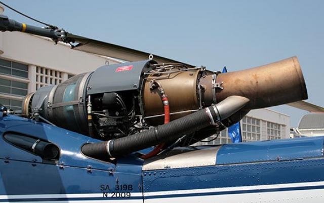 Alouette III heller 1/72 640-3710