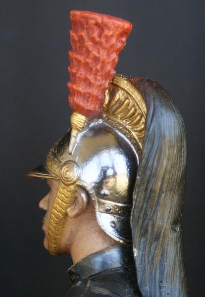 Buste garde republicain a cheval Dsc04018