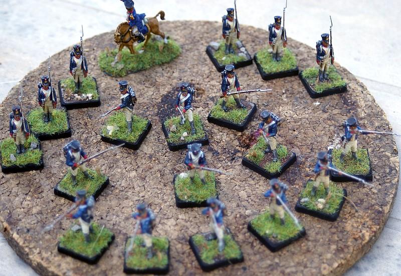 2° et 4° compagnie d'infanterie  Dsc04030