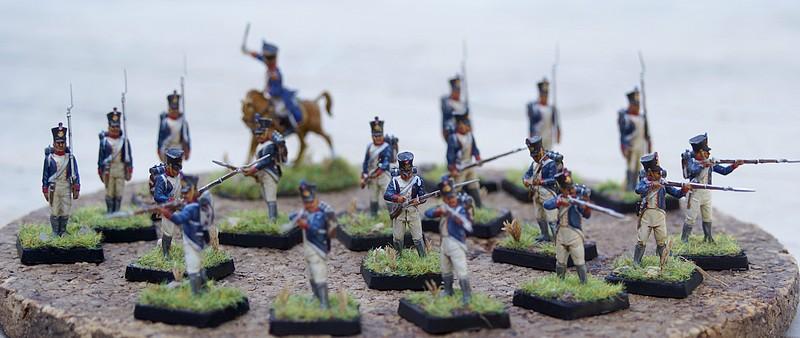 2° et 4° compagnie d'infanterie  Dsc04031