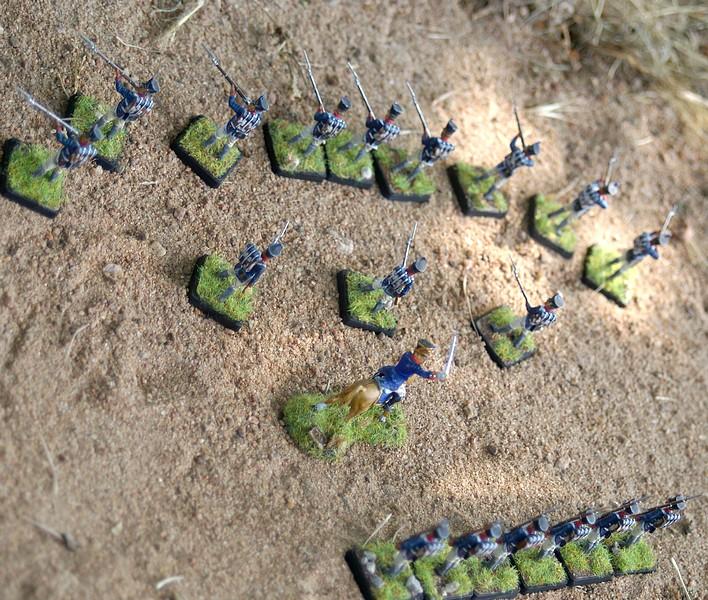 2° et 4° compagnie d'infanterie  Dsc04032