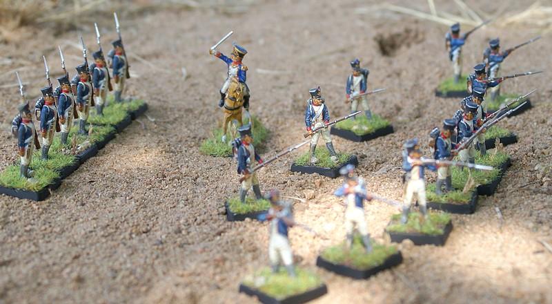 2° et 4° compagnie d'infanterie  Dsc04033