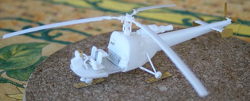 Alouette III heller 1/72 Dsc04044