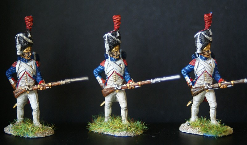 Grenadiers de la vieille garde 1/72 Dsc04145