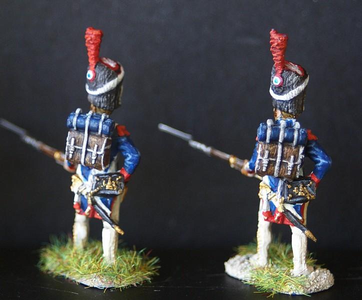 Grenadiers de la vieille garde 1/72 Dsc04146