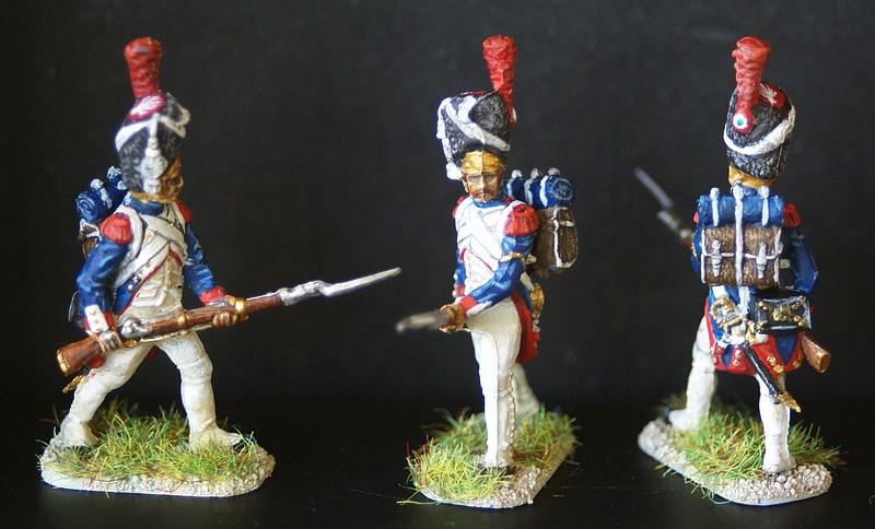 Grenadiers de la vieille garde 1/72 Dsc04147