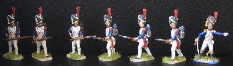 Grenadiers de la vieille garde 1/72 Dsc04148