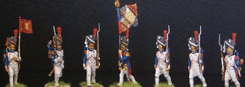 Grenadiers de la vieille garde 1/72 Dsc04210