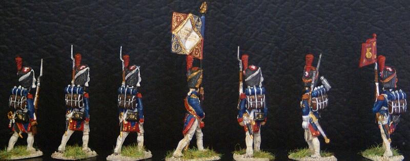 Grenadiers de la vieille garde 1/72 Dsc04211