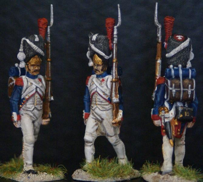 Grenadiers de la vieille garde 1/72 Dsc04212