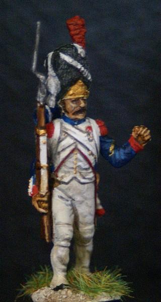 Grenadiers de la vieille garde 1/72 Dsc04213