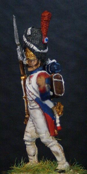 Grenadiers de la vieille garde 1/72 Dsc04214