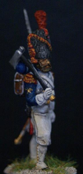 Grenadiers de la vieille garde 1/72 Dsc04215