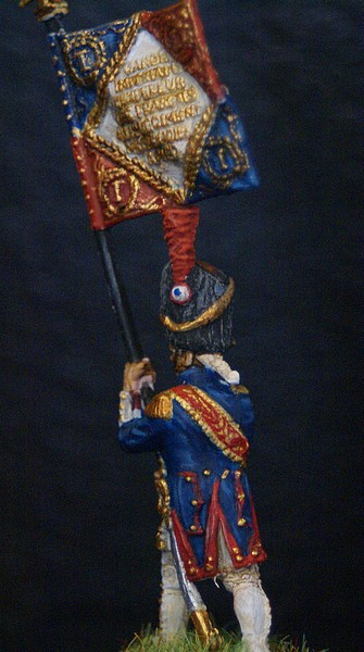 Grenadiers de la vieille garde 1/72 Dsc04223