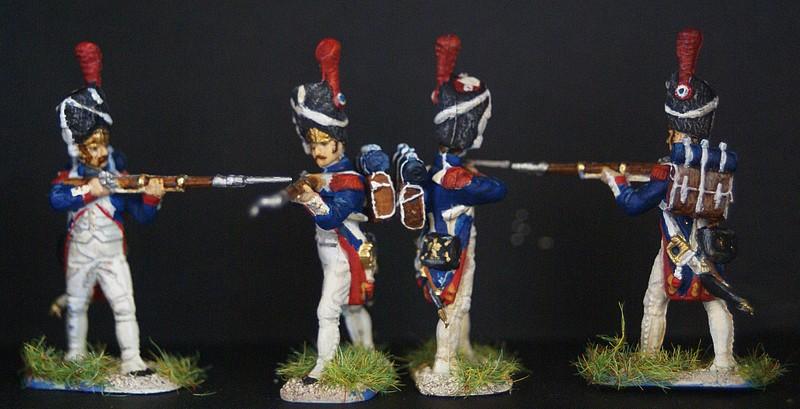 Grenadiers de la vieille garde 1/72 - Page 2 Dsc04314