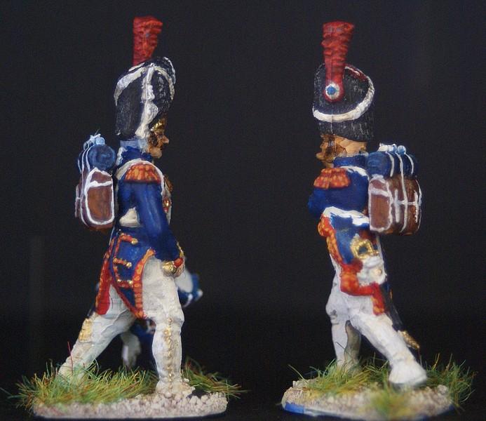 Grenadiers de la vieille garde 1/72 - Page 2 Dsc04318