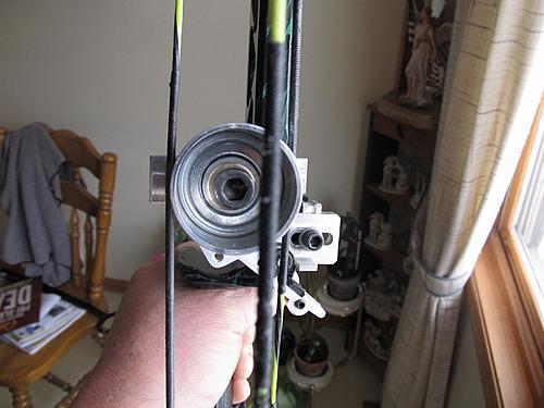Montage cable shoot thru Sentin11