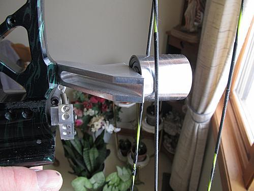 Montage cable shoot thru Sentin12