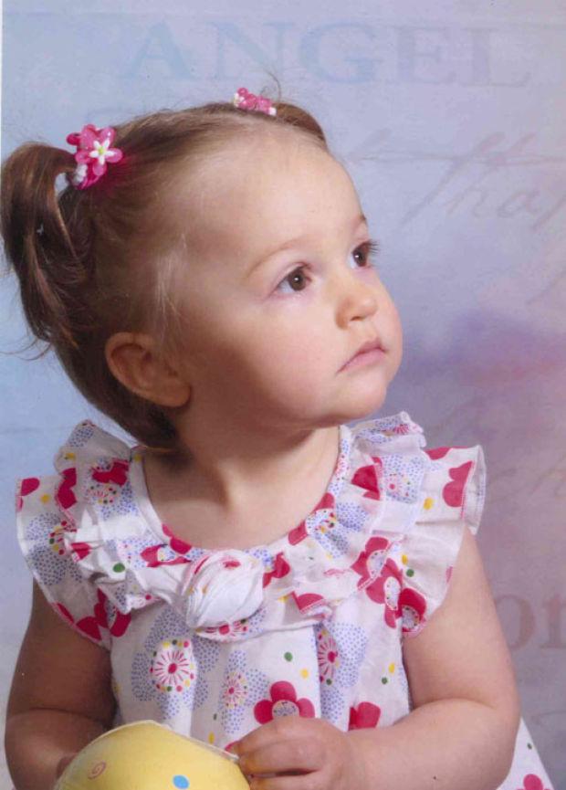 Sara Krueger And Her Boyfriend Ryan Scott Warner, Arrested For The Murder Of Krueger's 3 Year Old Daughter Kayleigh Slusher  55270a10