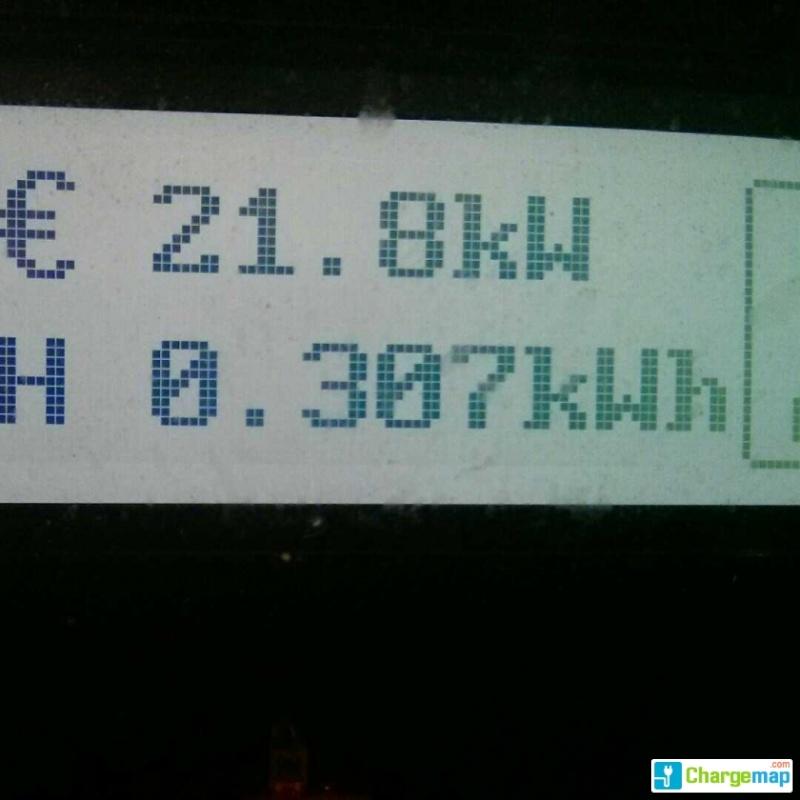 Pour les spécialistes des bornes 22 kW et des fausses (18, voir 9 ...) Lecler10